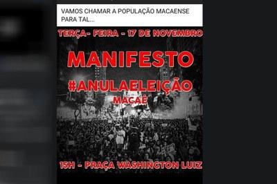 Checagens descartam alegações de fraude nas eleições de Macaé (RJ)